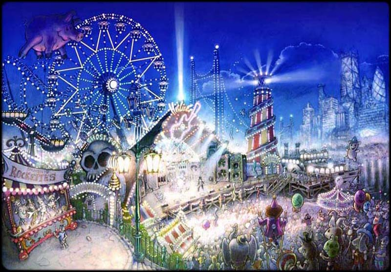 The Art Of Theme Park Design